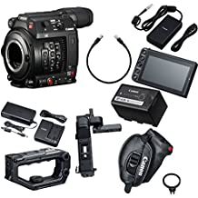 Canon EOS C200 EF Cinema Camera #2215C002 (International Model) No Warranty Body Only