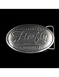 Firefly Engineered by Firefly Metal Belt Buckle