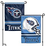 WinCraft Product Name: NFL Tennessee Titans Garden Flag by