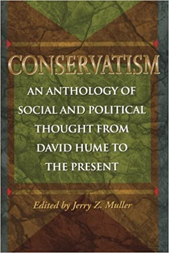 Book Conservatism by Jerry Z. Muller (1997-04-14)