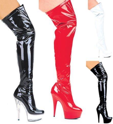 Women's 6 Inch Pointed Stiletto Heel