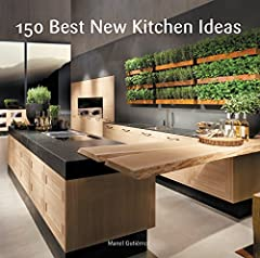 A comprehensive, full-color handbook, packed with hundreds of photographs that showcase the latest in beautiful, welcoming, and efficient kitchen design.       150 Best New Kitchen Ideas offers an in-depth look at exemplary new kitchen...
