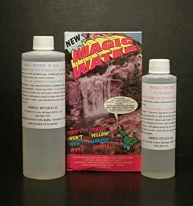 Unreal Details Magic Water Artificial Water