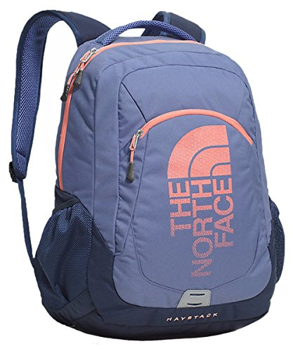 The North Face Haystack Backpack Coastal FJord Blue/Feather (North Face Bag)