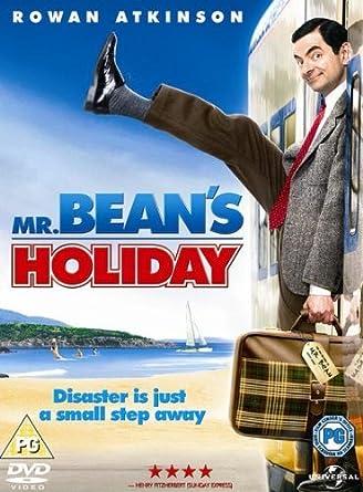 Mr Bean S Holiday 2007 Dvd Amazon Co Uk Rowan Atkinson Rowan Atkinson Dvd Blu Ray