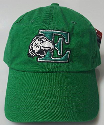 有望かすかな環境New EMU Eagles Green Buckle Hat