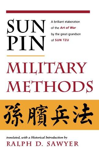 Sun Pin: Military Methods (History and Warfare)
