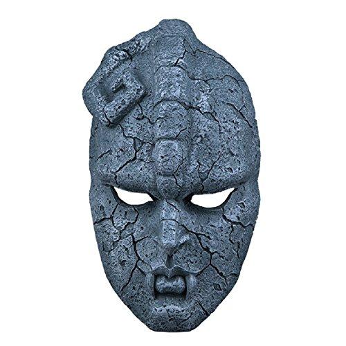 Caesars Girl Costumes (GK-O Jojos Bizarre Adventure Stone Mask Replica Cosplay Costume)