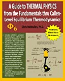 A Guide to Thermal Physics, Chris McMullen, 1453772804
