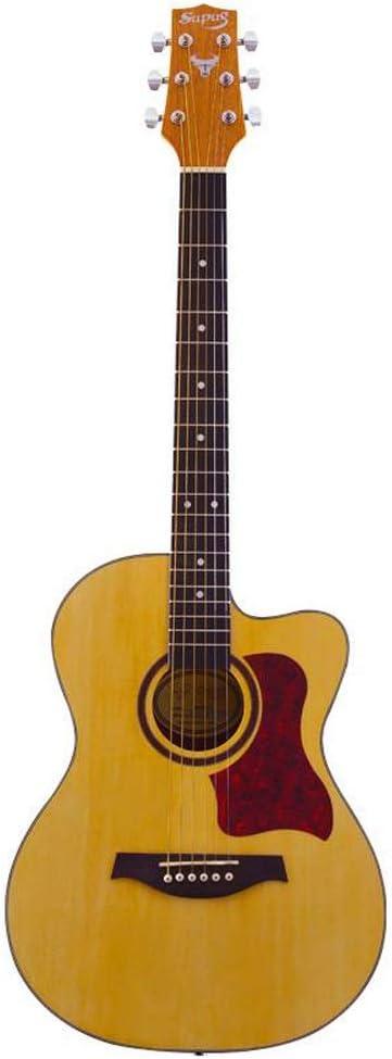 Loivrn Conjunto de instrumentos de guitarra mini hechos a mano de 1/2 tamaño Guitarra clásica Guitarra acústica de 38 pulgadas Estudiantes masculinos y femeninos Principiantes Introducción Guitarra In: Amazon.es: Instrumentos musicales