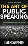 The Art of Public Speaking (Illustrated)