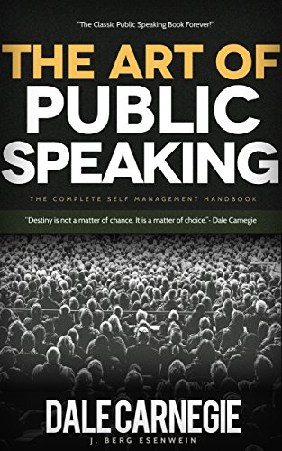 Image result for The Art of Public Speaking by Dale Carnegie