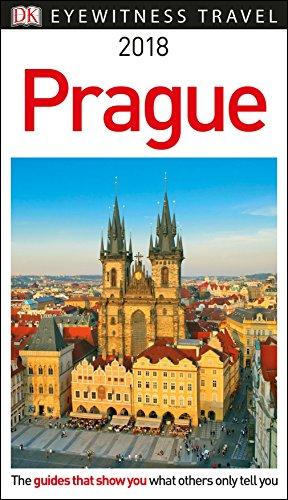 DK Eyewitness Travel Guide Prague: 2018 (Best Places To Visit In Prague Czech Republic)