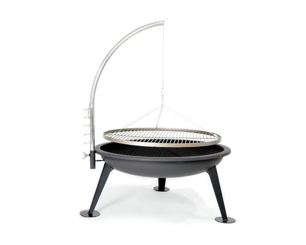 Dreibein grill schwenkgrill bersicht vergleich for Feuerschale toom