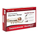 "Professional Deep-Heat Therapy by Thermophore MaxHEAT(TM) Model 195, 196, 197 (Medium - 14"" x 14"")"