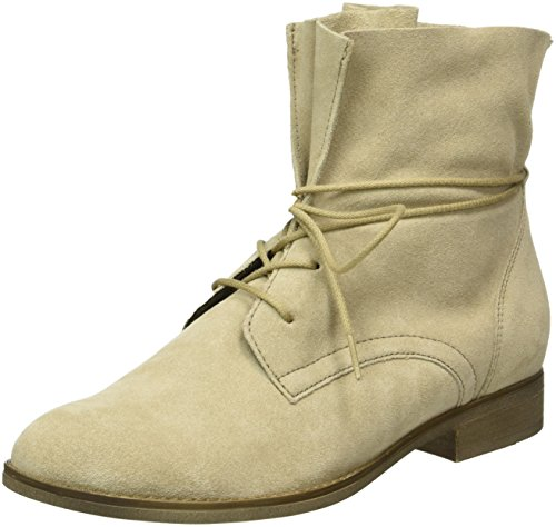Gabor Shoes Fashion, Botines para Mujer Beige (silk 12)