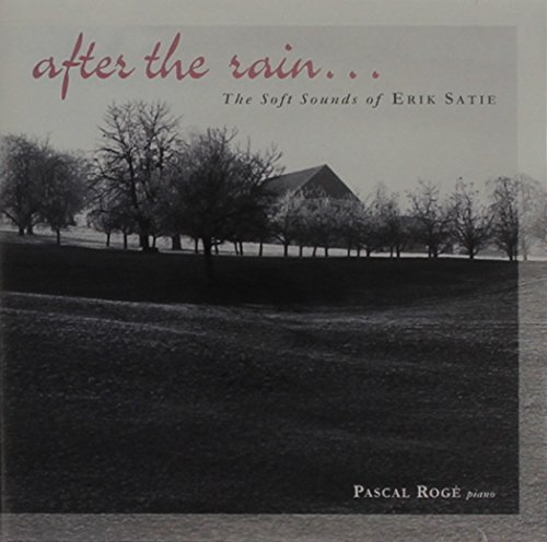 Cover of After The Rain: Soft Sounds Of Erik Satie