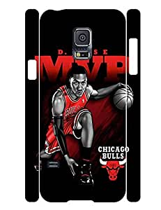 Artistical Theme Smart Phone Case Individualized Person Basketball Player Designed Slim Fit Case Cover for Samsung Galaxy S5 Mini SM-G800 (XBQ-0069T)