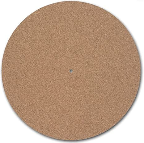 amazon com pro ject cork it turntable mat electronics rh amazon com
