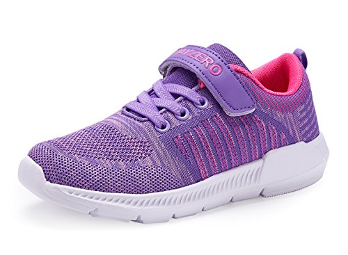 Vivay Kids Tennis Shoes Boys Girls Lightweight Velcro Running Sneakers – DiZiSports Store