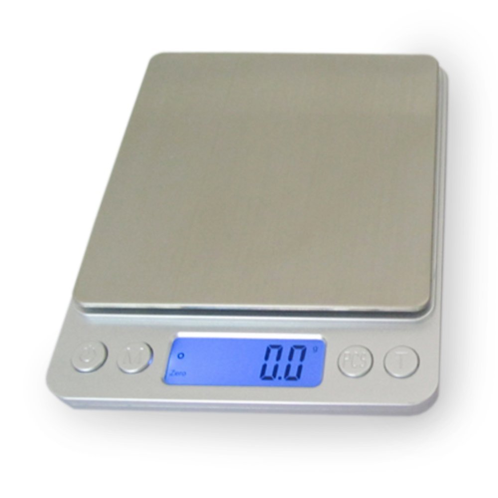 Smart digital scale 3000g 0 1g accurate multipurpose electronic kitchen scale with hefty abs stainless steel for food spice herbs smart auto power and