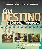 Con Destino a la Comunicación 9780070593305