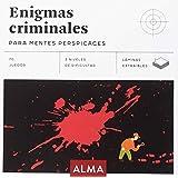 Enigmas criminales para mentes perspicaces. Cuadrados de diversión