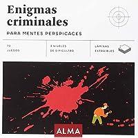 Enigmas criminales para mentes perspicaces: 25 (Cuadrados