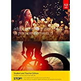 Adobe Photoshop Elements 15 and Premiere Elements 15 Student and Teacher Multi-Platform