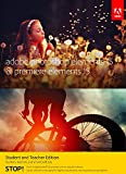 Adobe Photoshop Elements 15 & Premiere Elements 15 Student and Teacher [Download] - Validation Required
