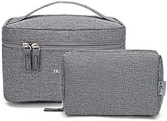 toiletry bag multifunction cosmetic bag portable organizer 2 pieces. bag