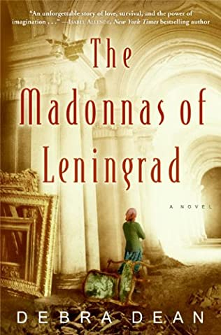 book cover of The Madonnas of Leningrad