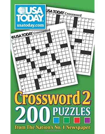Amazon Com Crosswords Puzzles Games Books Dictionaries