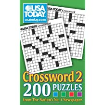 USA TODAY Crossword 2: 200 Puzzles from The Nations No. 1 Newspaper (USA Today Puzzles)