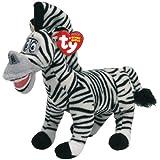 TY Beanie Baby Madagascar - Marty-Zebra by Ty Beanie Baby Madagascar - Marty-Zebra
