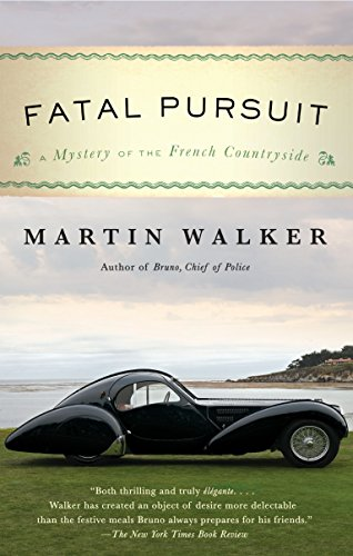 Fatal Pursuit: A Mystery of the French Countryside (Bruno, Chief of Police Series Book 11)