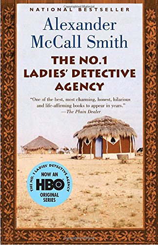 The No. 1 Ladies' Detective Agency (Book - 1 X Women