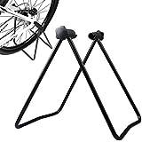 Gearmax® Cavalletto in alluminio, pieghevole, per riparazione di biciclette/parcheggio/lavaggio/manutenzione/adatto a uso in esterni e interni