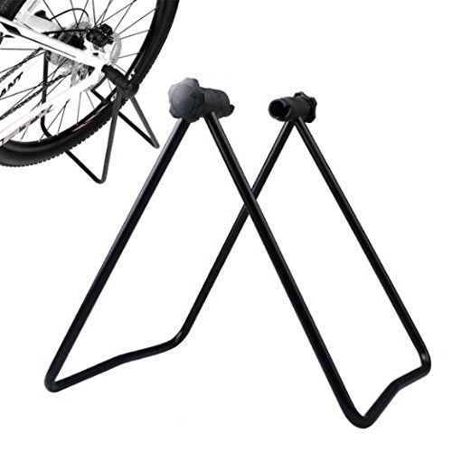 Caballetes soportes estructuras de montaje y for Soporte para bicicletas suelo
