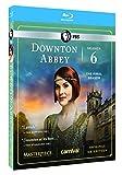 DVD : Downton Abbey: Season 6 (The Final Season) [Blu-ray]