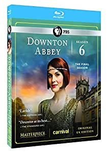 Downton Abbey: Season 6 [Blu-ray]