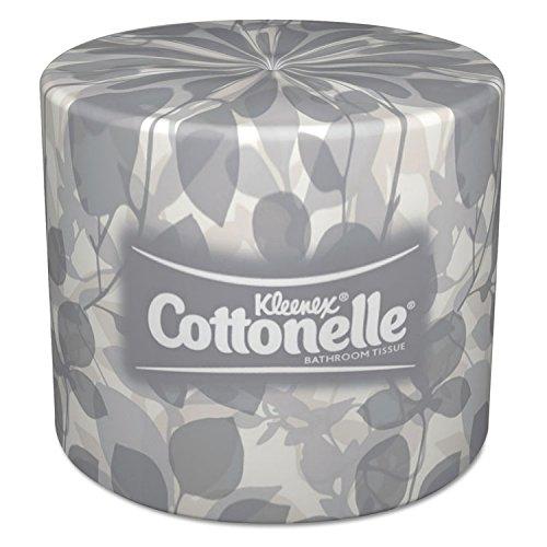 Kleenex Cottonelle White 2-Ply Bathroom Tissue (Case of 60)