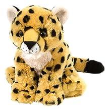 Wild Republic Cuddlekins-Mini Cheetah Baby 8-Inch Animal Plush