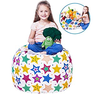 Stuffed Animals Storage Bean Bag Cover -  27