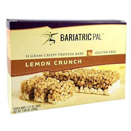 BariatricPal 14g Protein Bars - Crispy Lemon Meringue