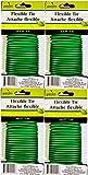 Green Garden Flexible Tie, 16.5 Ft. (4)