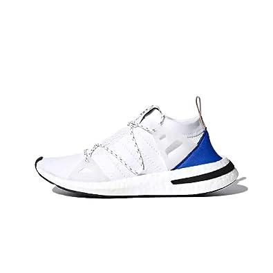 Turnschuhe Cq2748Amazon Arkyb Frau In Adidas Schuhe Weißem Stoff bf76gYy