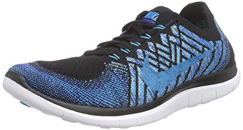 Sport Bleu black 0 Lagoon De 4 Game Royal Hommes Chaussures Free 004 Pour Flyknit Nike Blue 4qYwpxz