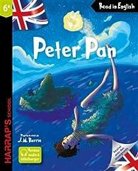 Harrap's Peter pan par Ewen Blain