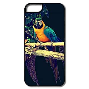 Parrot Shadow For SamSung Galaxy S4 Mini Phone Case Cover